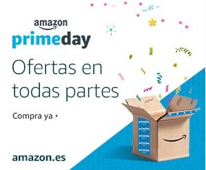 Aprovecha el Prime Day de Amazon para tus regalos